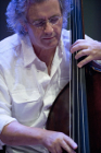 Michael Bisio, Photo by Marek Lazarski, cooljazzphotos.com
